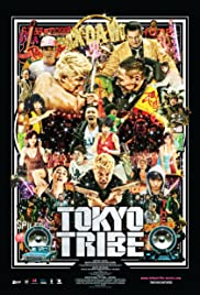 Tokyo Tribe (2014) Poster - Movie Forum, Cast, Reviews