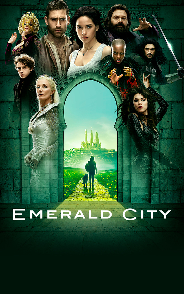 Emerald City (TV Series) HD Quality