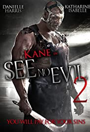 See No Evil 2 (2014) Poster - Movie Forum, Cast, Reviews