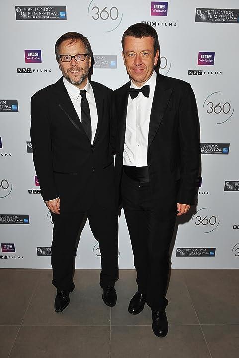 Fernando Meirelles and Peter Morgan