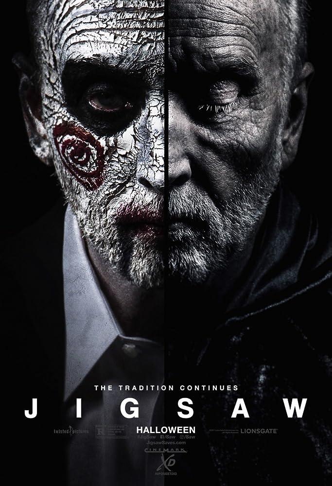 فيلم 2017 Jigsaw مترجم