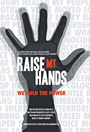 Raise My Hands Poster