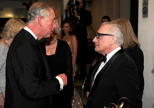 Martin Scorsese and Prince Charles at Hugo (2011)