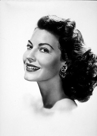 Ava Gardner, circa 1952.