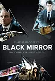 Black Mirror tv poster