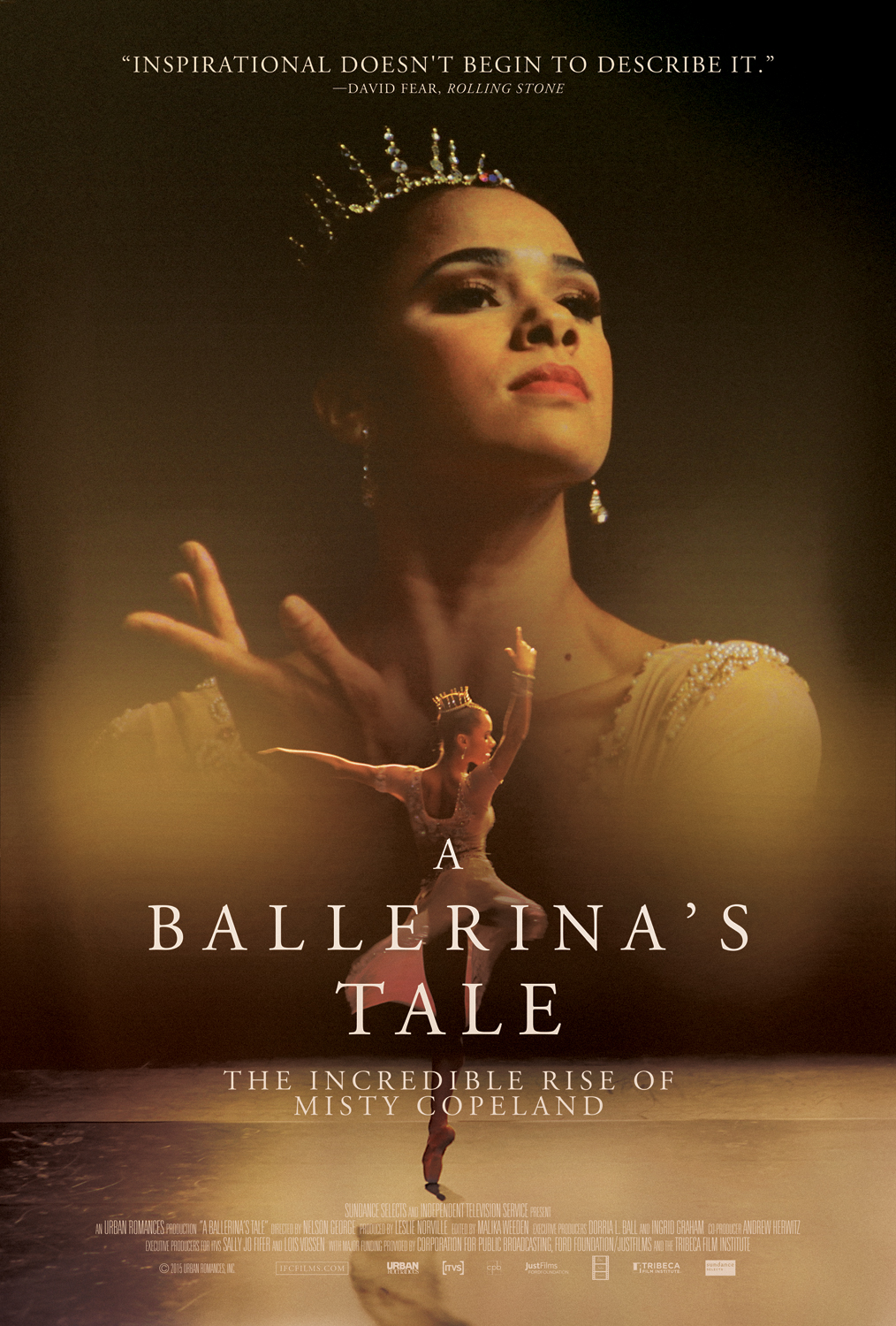 Image A Ballerina's Tale Watch Full Movie Free Online