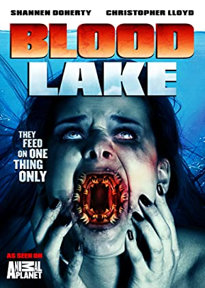 Blood Lake Attack of the Killer Lampreys (2014)