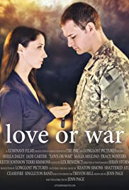 Love or War Poster