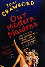 Our Modern Maidens Poster