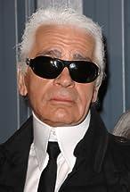 Karl Lagerfeld's primary photo