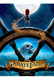 Watch Movie The Pirate Fairy (2014)