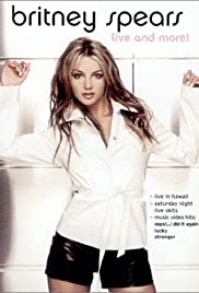 Britney in Hawaii Poster