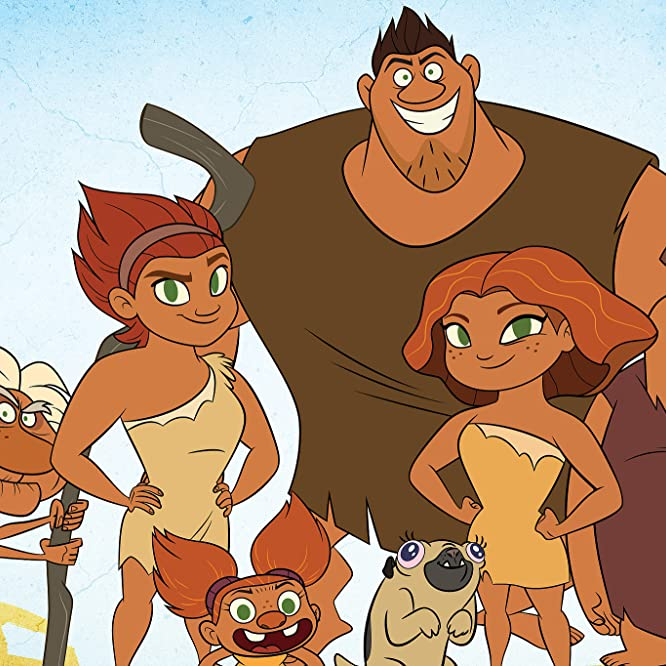 Dawn of the Croods (2015)