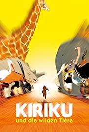 Kirikou and the Wild Beasts Poster