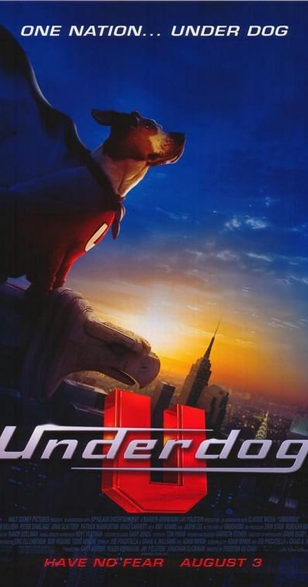 Netikšunis / Underdog (2007) Online