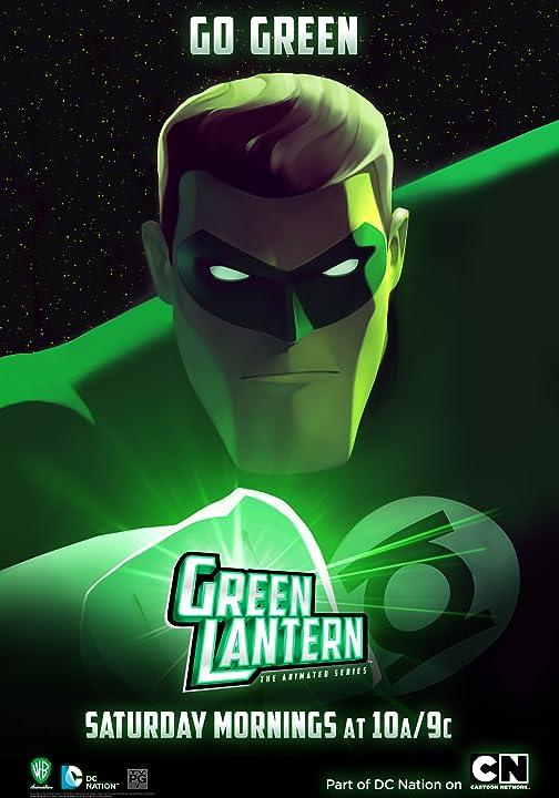 Green Lantern: The Animated Series (2011)