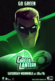 Green Lantern: The Animated Series Poster - TV Show Forum, Cast, Reviews
