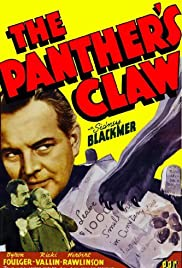 The Panther's Claw (1942) Poster - Movie Forum, Cast, Reviews