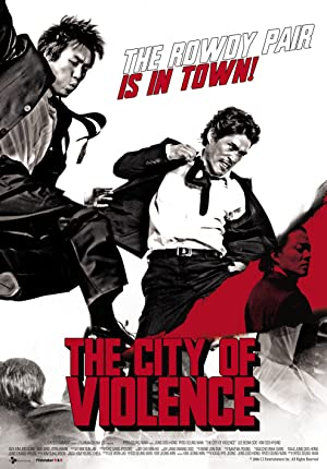 The City of Violence poster