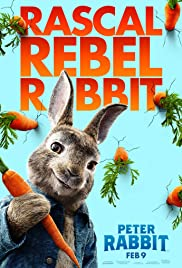 Peter Rabbit(2018)