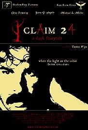 Claim 24: A Dark Fairytale Poster