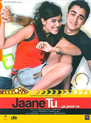 Jaane Tu... Ya Jaane Na poster
