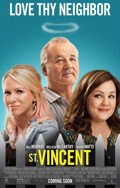 St. Vincent full movie streaming