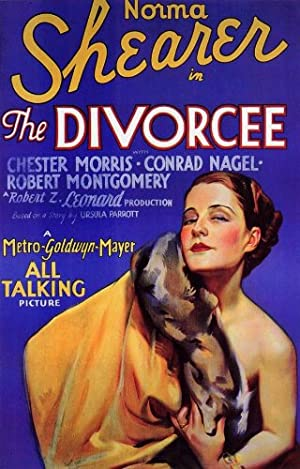 The Divorcee poster