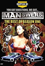 MANswers Poster - TV Show Forum, Cast, Reviews