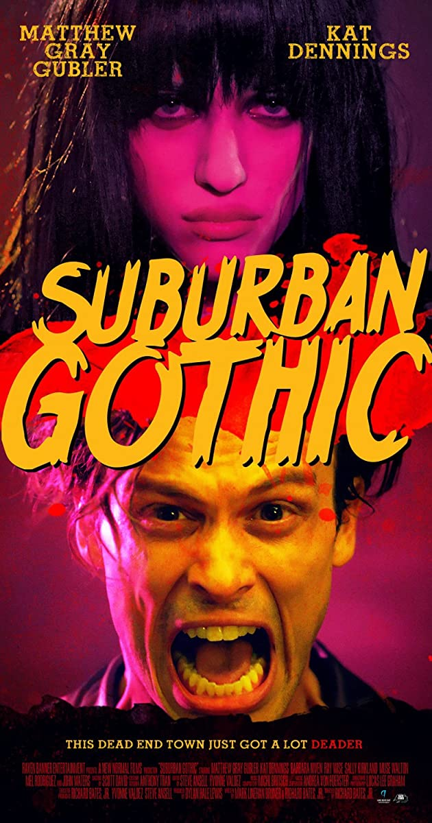 Suburban Gothic Legendado