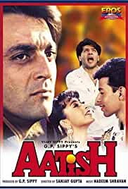 Aatish: Feel the Fire Poster