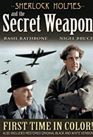 Sherlock Holmes and the Secret Weapon Poster