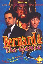 Bernard and the Genie (1991) Poster - Movie Forum, Cast, Reviews