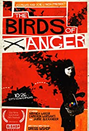 The Birds of Anger Poster