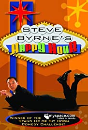 Steve Byrne: Happy Hour Poster