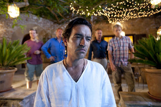 Ben Chaplin in Mad Dogs (2011)