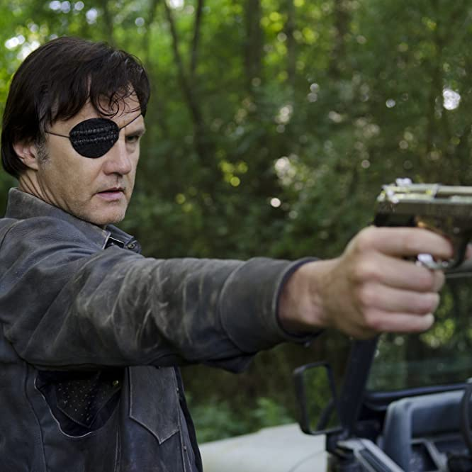David Morrissey en The Walking Dead (2010)