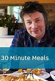 Jamie's 30 Minute Meals Poster - TV Show Forum, Cast, Reviews