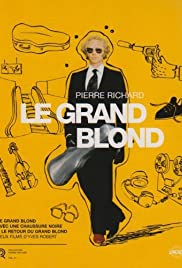 The Tall Blond Man with One Black Shoe Poster