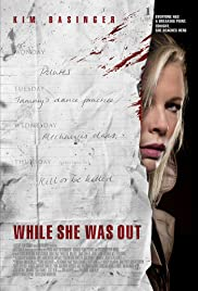 While She Was Out (2008) Poster - Movie Forum, Cast, Reviews