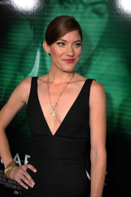 Jennifer Carpenter at an event for Quarantine (2008)