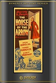 The House of the Arrow Poster