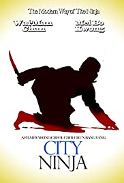 City Ninja Poster