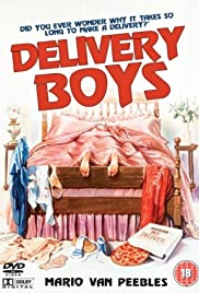 Delivery Boys (1985) Poster - Movie Forum, Cast, Reviews