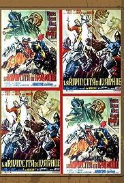 The Revenge of Ivanhoe Poster