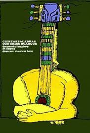 Certas Palavras com Chico Buarque Poster