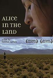 Alicia en el país Poster