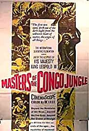 Masters of the Congo Jungle Poster