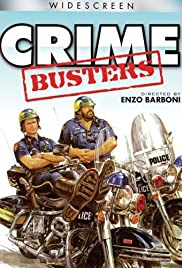 Crime Busters Poster