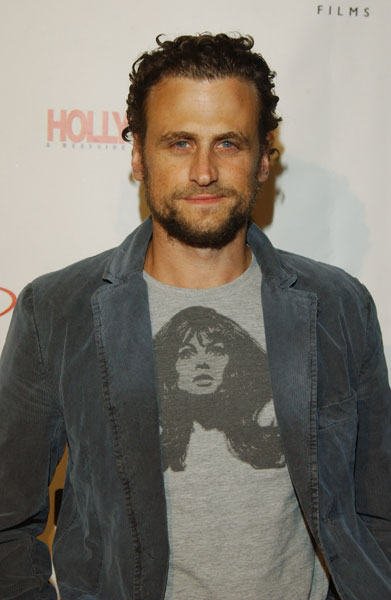 David Moscow at an event for Nearing Grace (2005)